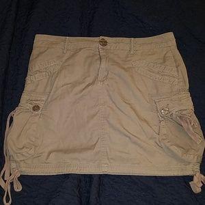 Prana Cargo Skirt